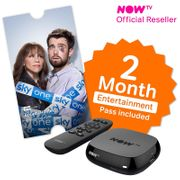 NOW TV Box + 2 Month Entertainment Pass