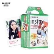 20 X Instax Mini Film Only £9.99