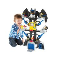 Imaginext DC Super Friends Transforming Batcave Playset
