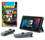 NINTENDO Switch & Crash Bandicoot N-Sane Trilogy Bundle Only £289.99