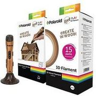 Polaroid ROOT Play 3D Pen & Optional Extra 3D Wood Filament