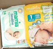 Claim Your FREE Aldi Mamia Nappies and Wipes Samples