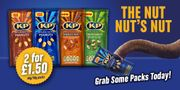 KP Nuts 2 for £1.50