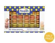 Brioche Pasquier Macarons 36pk - OCADO.COM