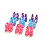 10 Pairs of Barbie Shoes - 99p Delivered