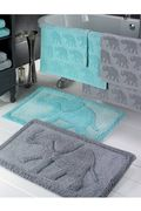 Elephant Embossed Towel