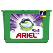 Ariel 3in1 Tablets Colour and Style 19 Washes