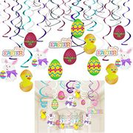 Easter Foil Decorations