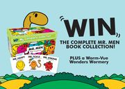 Whipper Snapper Kids - the Complete Mr Men Book Collection