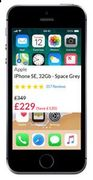 Cheap Price! Apple iPhone SE, 32Gb - Space Grey - £229 at Very NOW