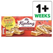 Selected Mr Kipling Cakes 6 Packs Half Price in Tesco