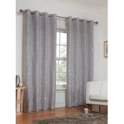 """Dorchester Damask Fully Lined Curtains - 66 X 72"""""""