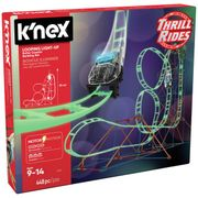 BARGAIN!!! K'NEX Looping Light up Roller Coaster