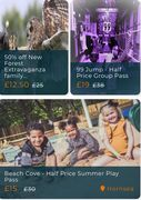 Planet Radio Family Days out Offers plus Extra 20% Off