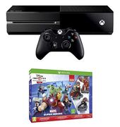Xbox One Console with Disney Infinity 2.0 Marvel Superheroes Starter £217.95