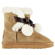 Soulcal Carmel Snug Child Girls Boots
