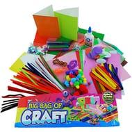 2 Kids Big Bags of Craft Bundle
