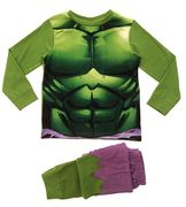 Lora Dora Boys Fancy Dress up Pyjamas Incredible Hulk