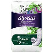Free Always Liners/ Pads and Pants