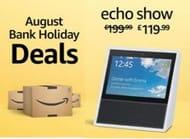 £80 off Amazon Echo Show - Now £119.99 at Amazon