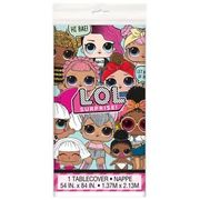 ONLY Seller I Find with LOL Dollz Table Cover! on Sale.