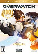 Overwatch up to 50% off Standard and Legendary Editions