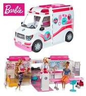 Barbie Medical Ambulance / Care Clinic