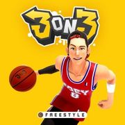 3on3 FreeStyle (PS4/Xbox One)「Free to Play」