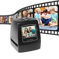 Digital Scanner for Negative Photo Films (35mm, 135mm)