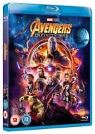 Avengers: Infinity War Blu Ray for £13.49
