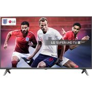 """LG 55"""" Smart Ultra HD 4K TV with HDR and Freeview Play + Free Soundbar"""