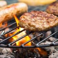 Organic Sizzling Sausage & Burger Selection