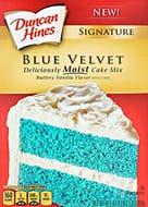 Blue Velvet Cake Mix
