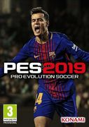 Pro Evolution Soccer (PES) 2019 + DLC [PC]