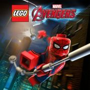 LEGO Marvel's Avengers Spider-Man Character Pack (PS3/PS4)「Free DLC」