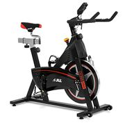 PRO Indoor Cycling Exercise Bike, Direct Belt Driven 20kg Flywheel