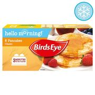 Birds Eye 6 Classic Pancakes 240G