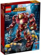 LEGO Marvel Super Heroes 76105 the Hulkbuster: Ultron Edition Only £95.99