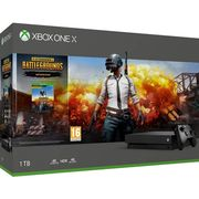Xbox One X 1TB with Player Unknown's Battlegrounds Only £424.99