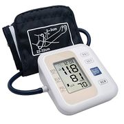 Upper Arm Blood Pressure Monitor with Voice Reading Free Delivery