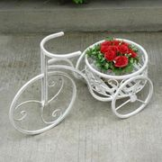 Iron Bicycle Garden Planter