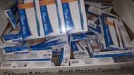 Box of 12 Papermate Pens