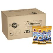 Pedigree DentaStix Daily Dental Chews Dog, 112 Sticks Small (possibly £8.84)