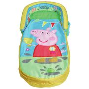 My First Peppa Pig Kids ReadyBed - Air Bed & Sleeping Bag