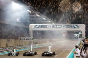 Win a Pair of Tickets to the Abu Dhabi Grand Prix - 02 Members Only