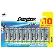 Energizer Eco Advanced AA Batteries – 10 Pack