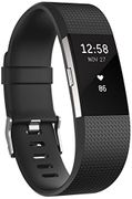 £32 off at AMAZON: Fitbit Charge 2 Heart Rate Fitness Wristband (Large, Black)