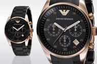 Men's Emporio Armani Sportivo Watch