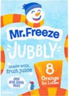 Calypso Mr. Freeze Jubbly Ice Lollies 8pk 2 Boxes £1