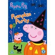 Peppa Pig: Pumpkin Party DVD